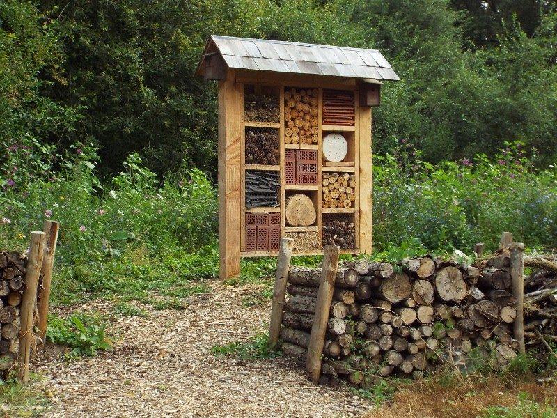 Prinseböske Maasbree, insectenhotel