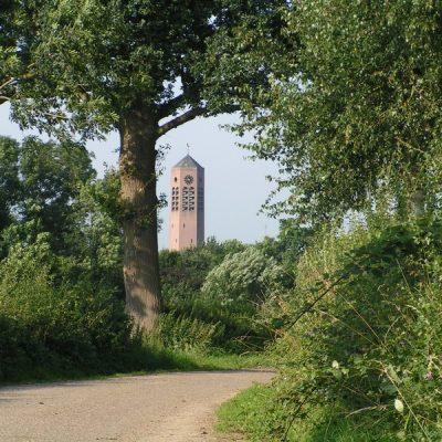 Wandelroute Door een oud landschap, te Vierlingsbeek