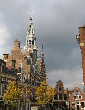 Wandelroute Stadswandeling in en om Franeker, te Franeker