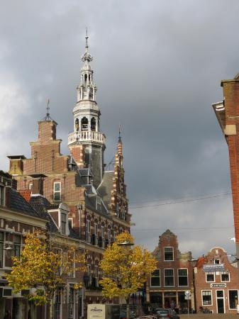 Stadhuis en Planetarium