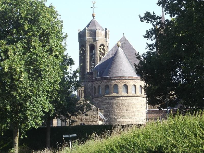 Kerk in Hout-Blerick