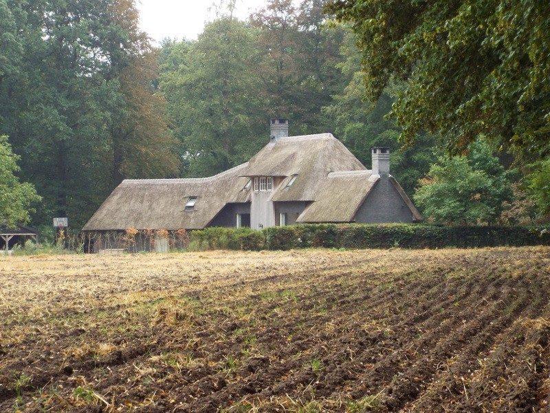 Woning in landgoed Zegenwerp