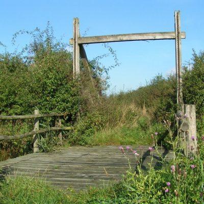 Wandelroute Ellerschans-route, te Swartbroek