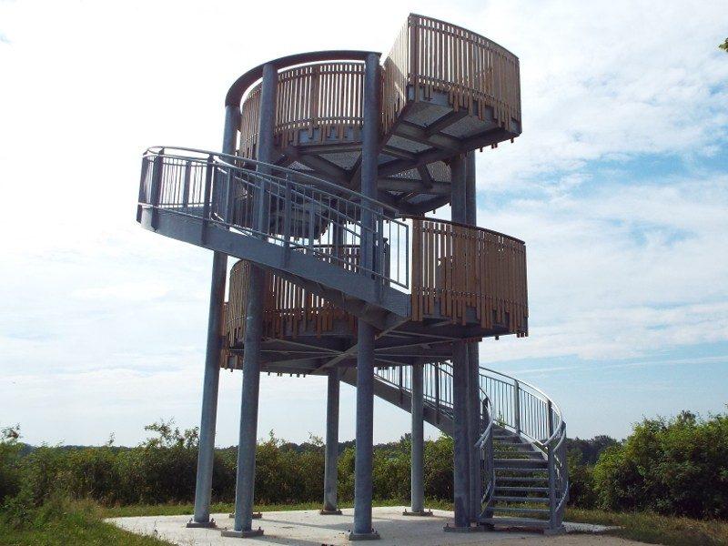 Uitkijktoren Tour de Frans