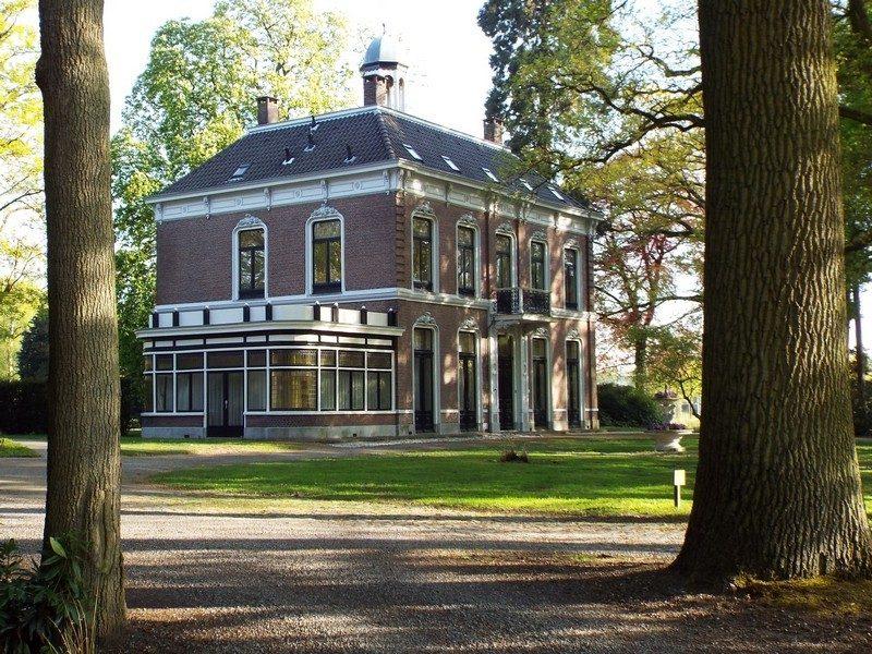 Landhuis op landgoed Velder