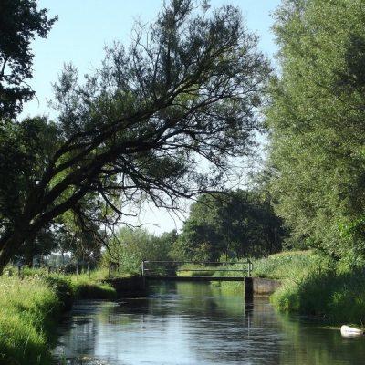 Liskes-route, te Borkel en Schaft