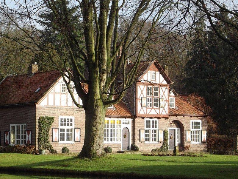 Woning bij kasteel Heeze
