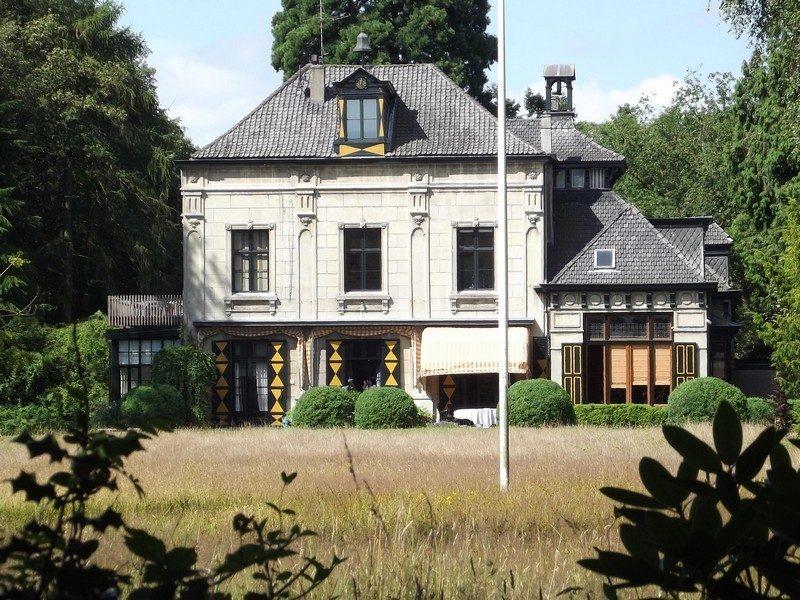 Het landgoed Eikenhorst