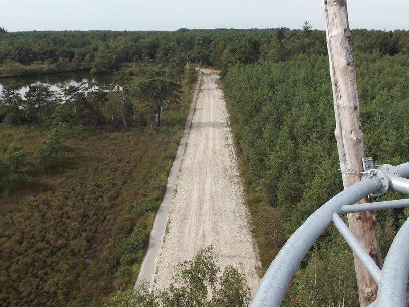 Uitzicht vanuit D'n Flaes toren