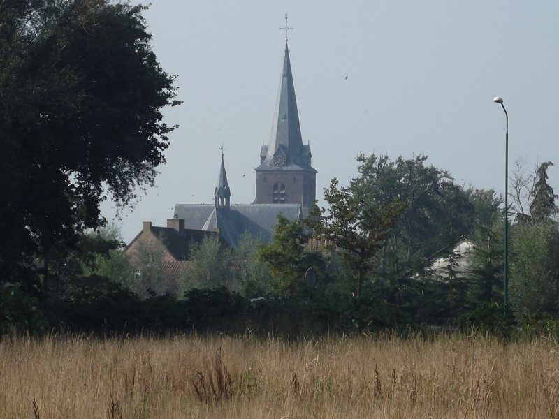De kerk van Lage Mierde