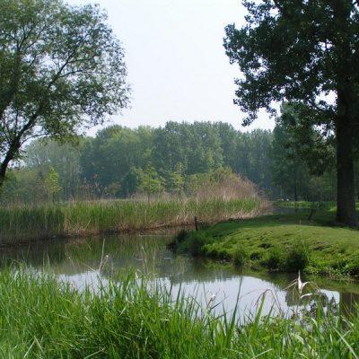 Wandelroute Door het Grootbroek, te Stramproy