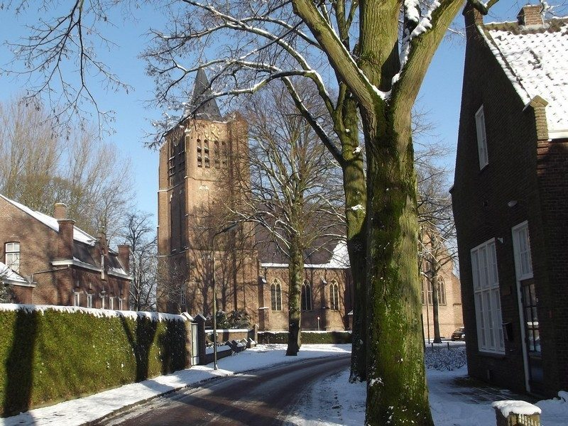 Sint Genovevakerk in Breugel