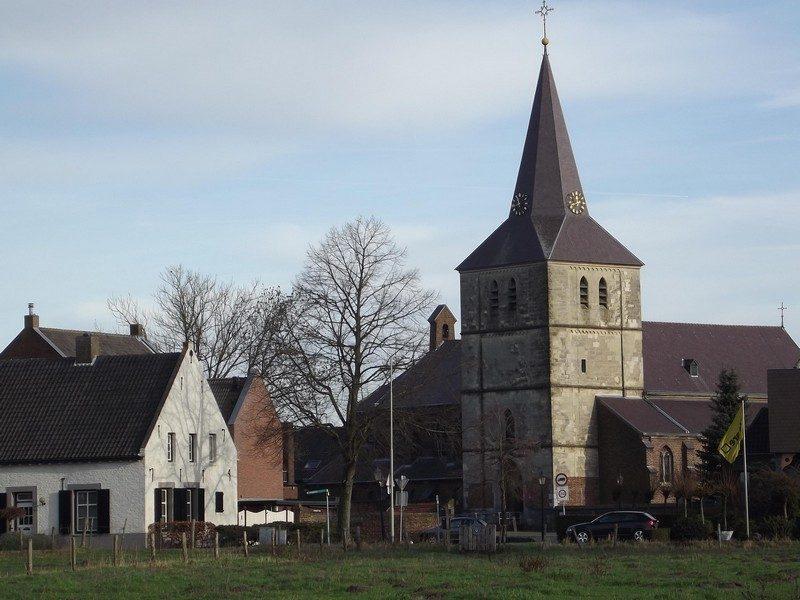 De kerk van Grathem