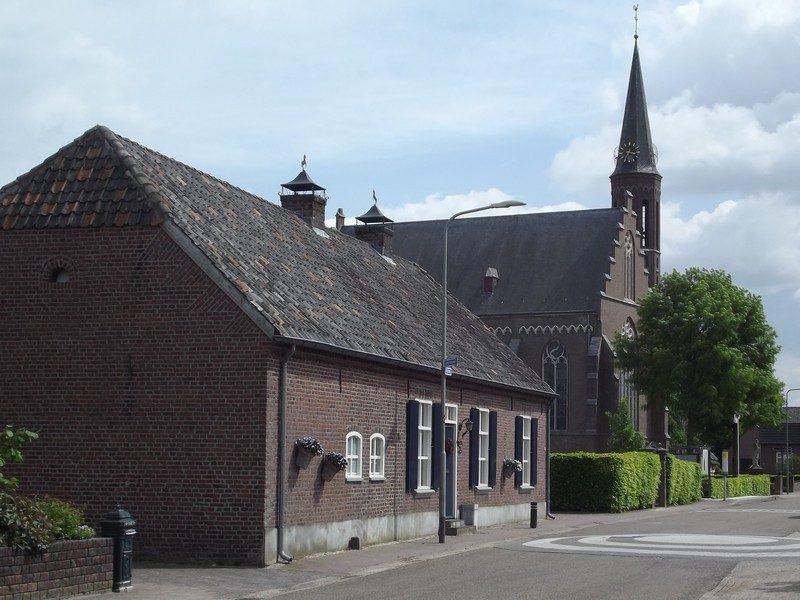 De kerk van Merselo