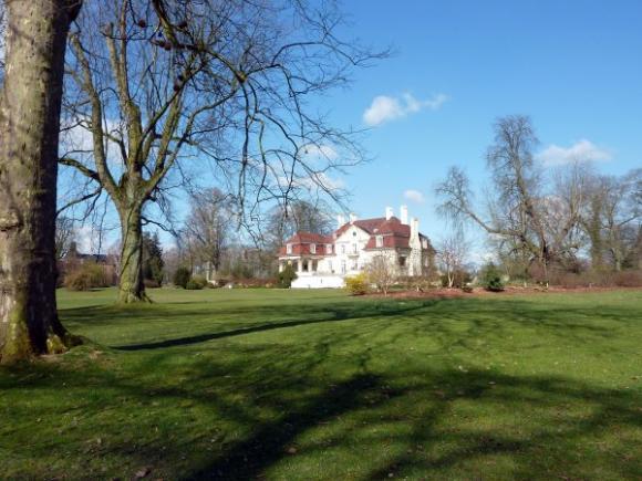 Het kasteelpark van Beervelde