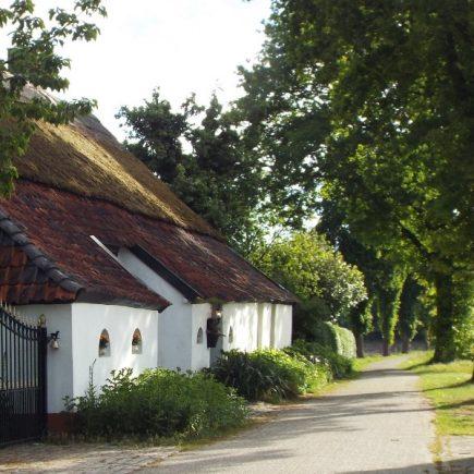 Wandelroute Dijken-route zuid, te Den Dungen