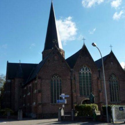 Wandelroute Catharinapad, te Wachtebeke