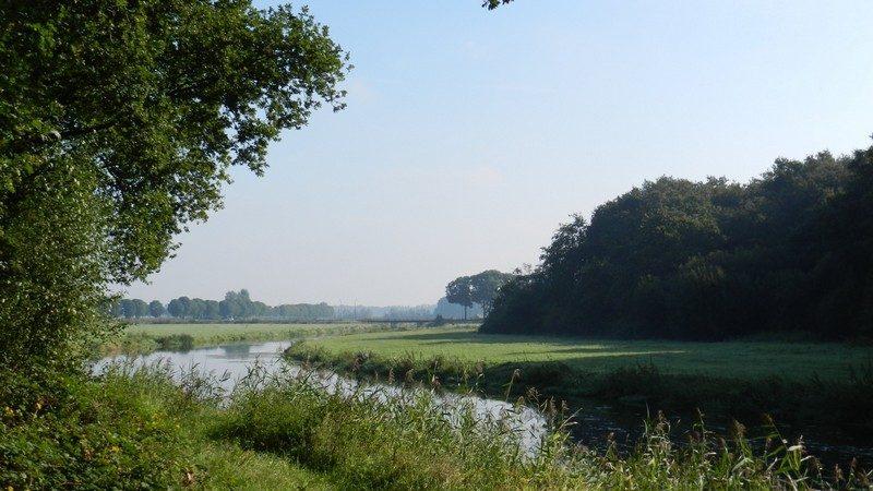 Essche Stroom bij landgoed Nemelaer.