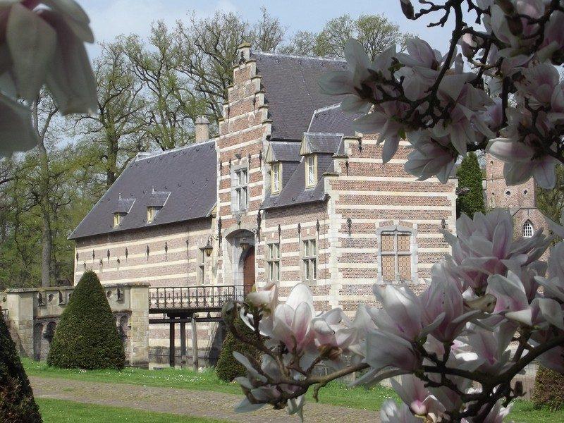 Kasteel Heeswijk, poortgebouw