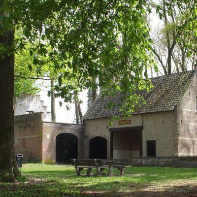 Wandelroute Leijgraaf-route, te Middelrode