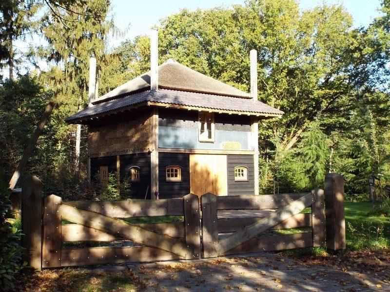Hooiberg in buurtschap 't Oventje