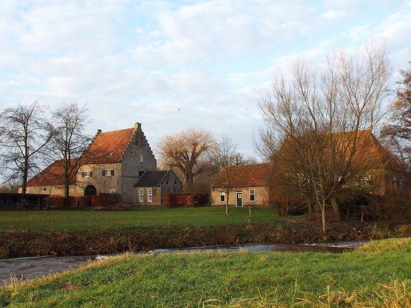 Kasteel van Meerlo of 't Kasteelke