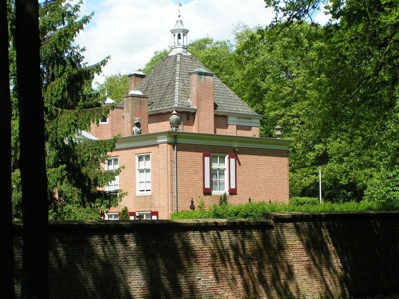 Landgoed Zuylenstein, landhuis