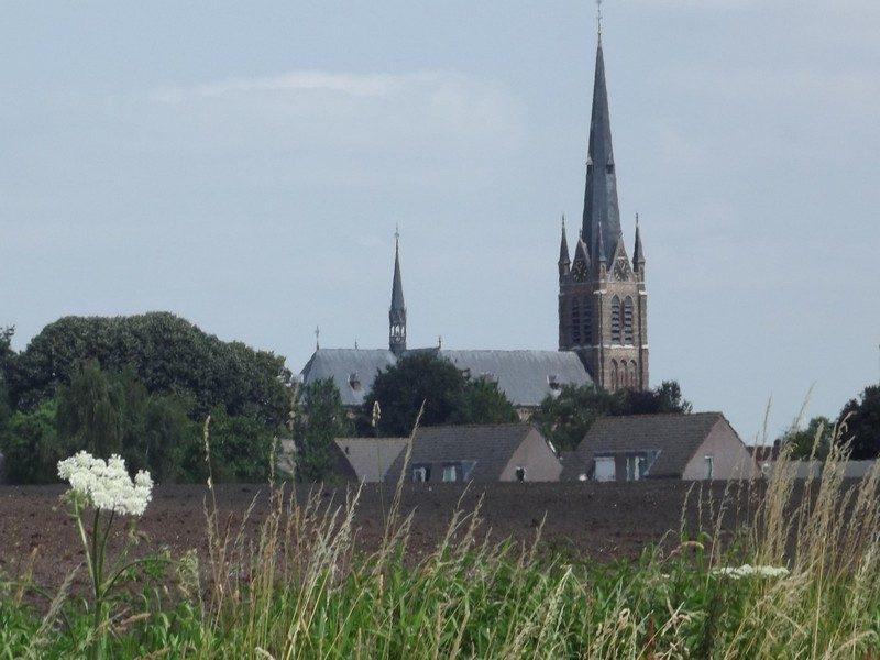 De kerk van Liessel