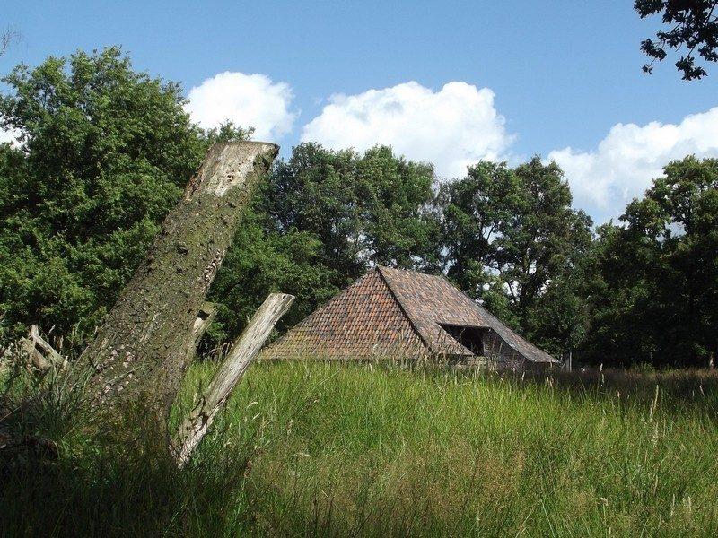 Schaapskooi in Mariapeel