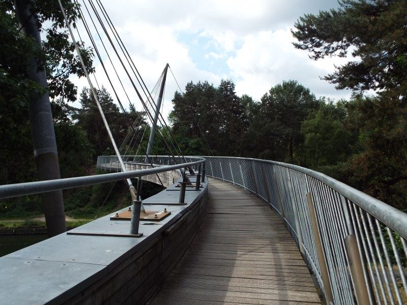 Brug over het Kanaal Bocholt-Herentals