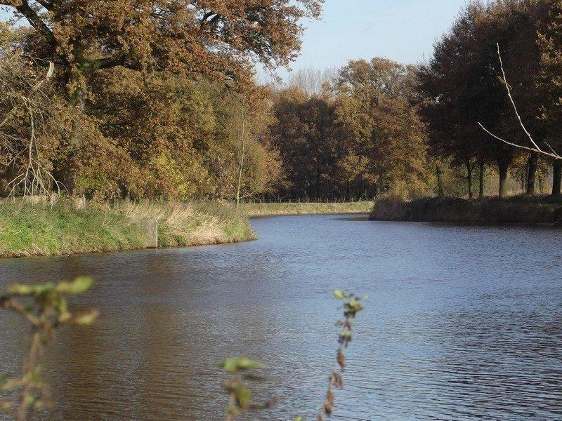 Het riviertje de Dommel