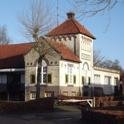 Wandelroute Zwartenberg-tocht, te Hoogeloon