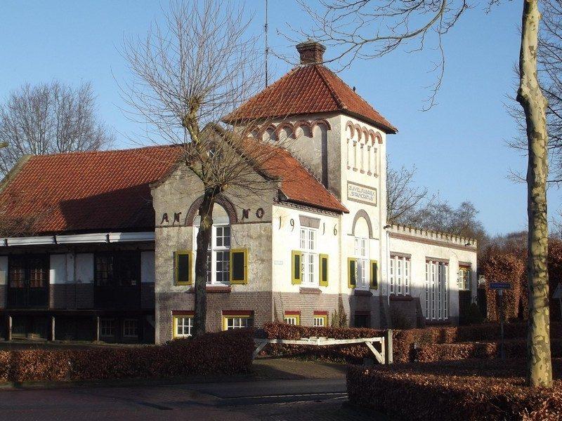 De zuivelfabriek Sint-Pancratius