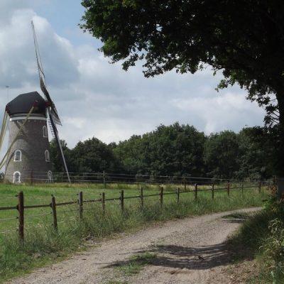 Wandelroute Groespeel-tocht, te Mill
