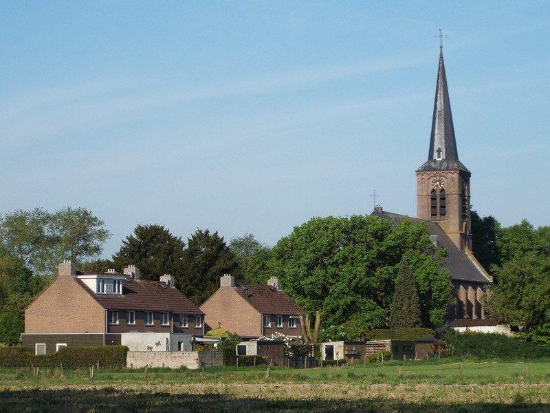 Het dorpje Haren