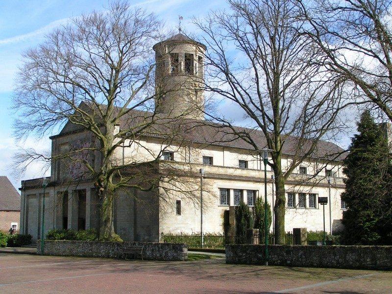 Kerk in Oeffelt