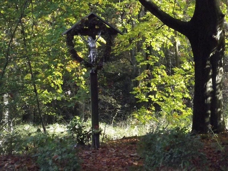 Kruisbeeld in de Waterbloem