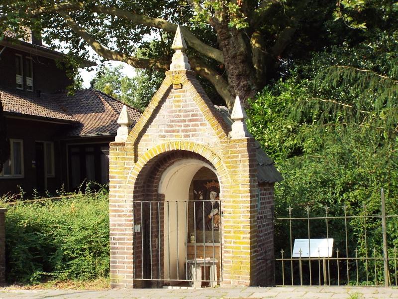 Kleine kapel onderweg