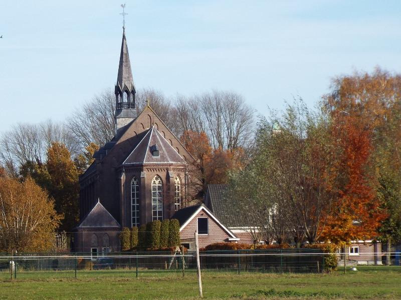 Kapel op terrein van Huize Padua