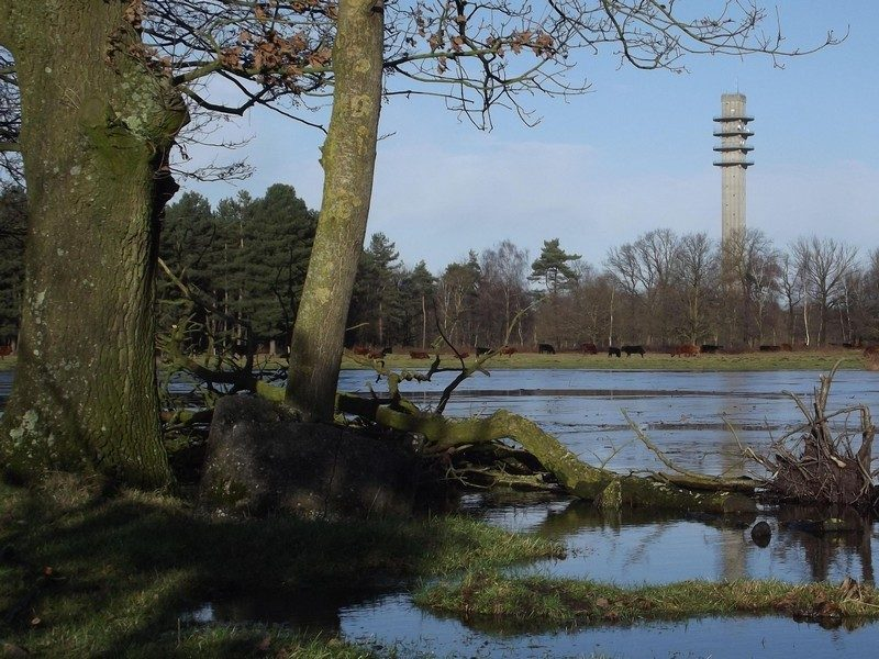 Grotelse Heide, smelwater