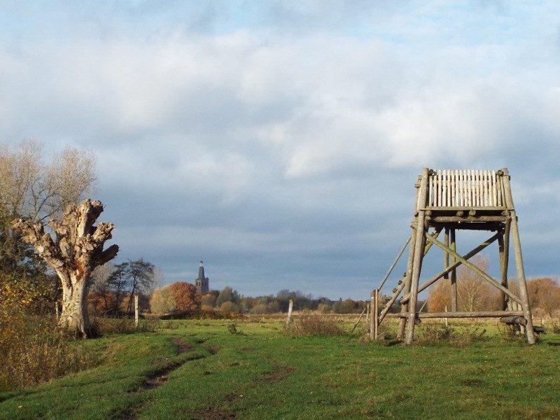 Dommelbeemden met uitkijktoren