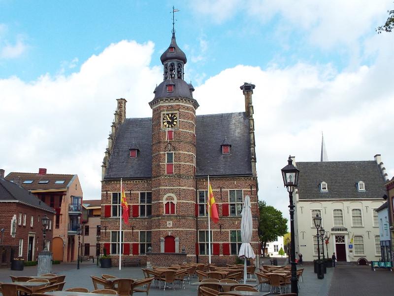 Het Stadhuis van Gennep