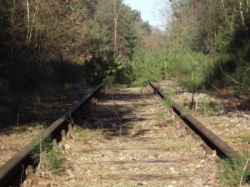Spoorlijn de IJzeren Rijn