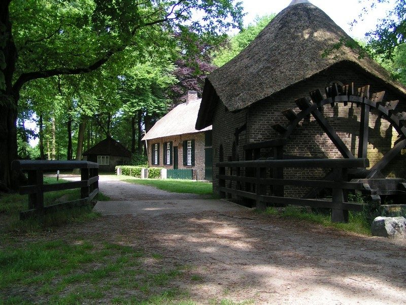 Landgoed Geijsteren, de Rosmolen