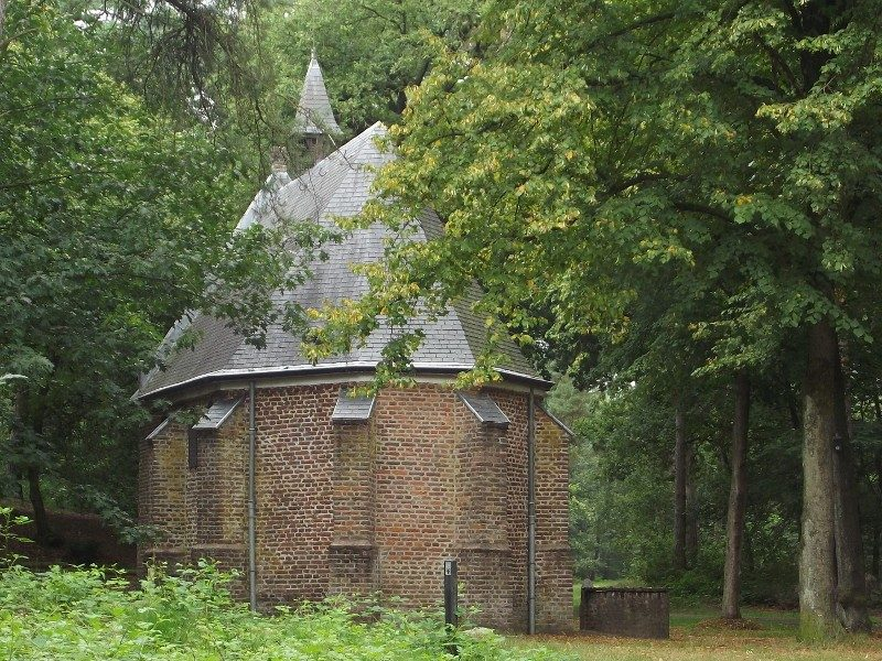 De Willibrorduskapel uit de 16e eeuw