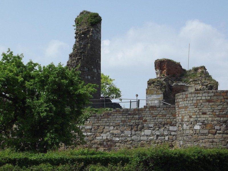 Ruïne van kasteel Montfort