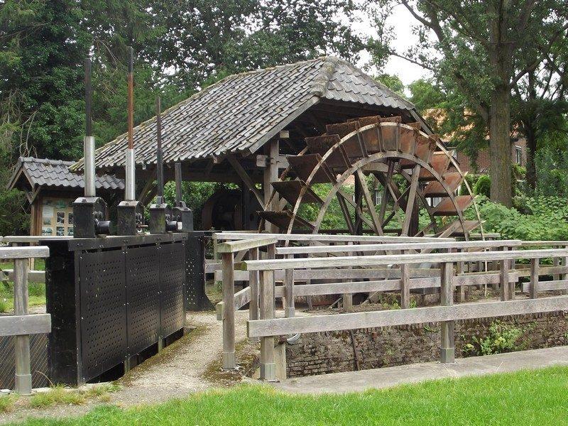 Beekse molen in Vierlingsbeek