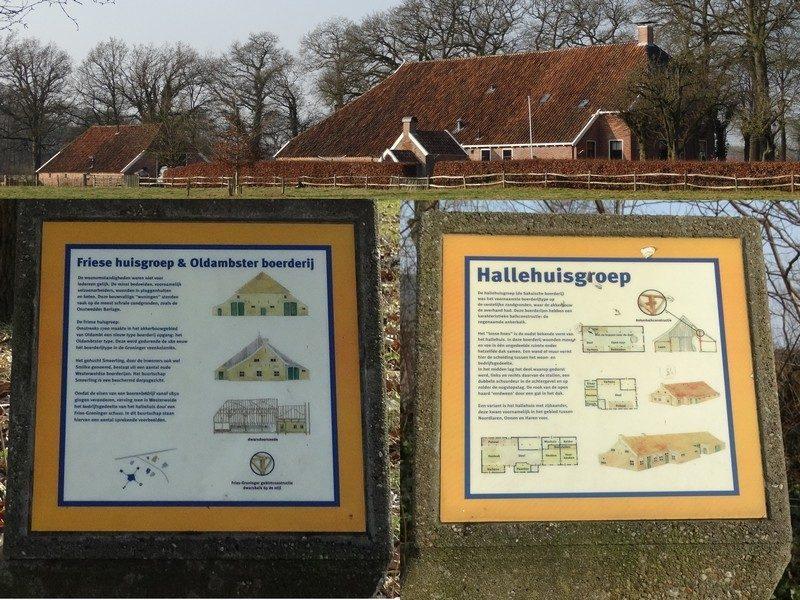Informatie over de boerderijen