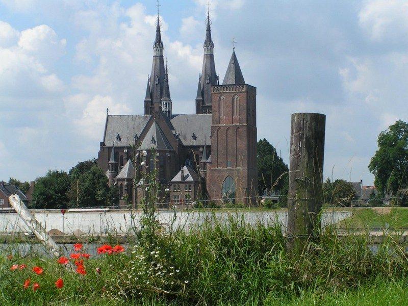 Kerk in Cuijk