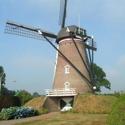 Wandelroute Maaskantpad etappe 25, te Boxmeer